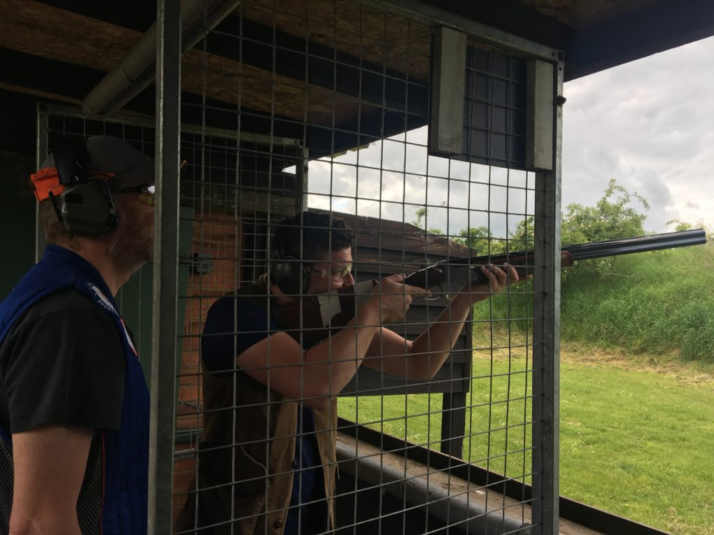 Guns and Clays Shooting School