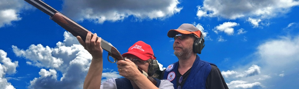 Clay pigeon Shooting Experience in Bedfordshire
