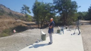 About Guns and Clays Shooting School